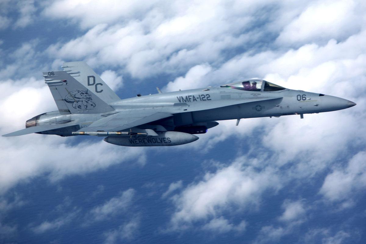 F/A-18C/D Hornet | Military.com