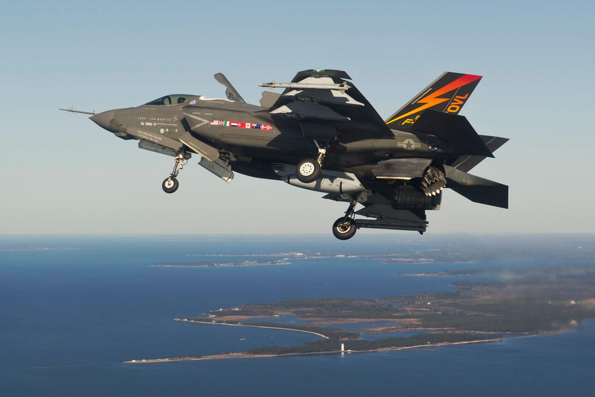 F-35B Lightning II | Military.com