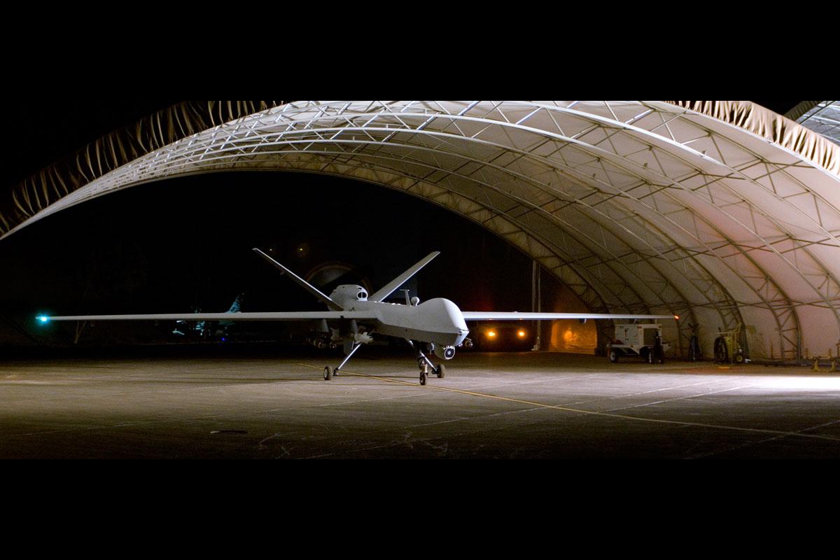 Mq 9 Reaper Military Com