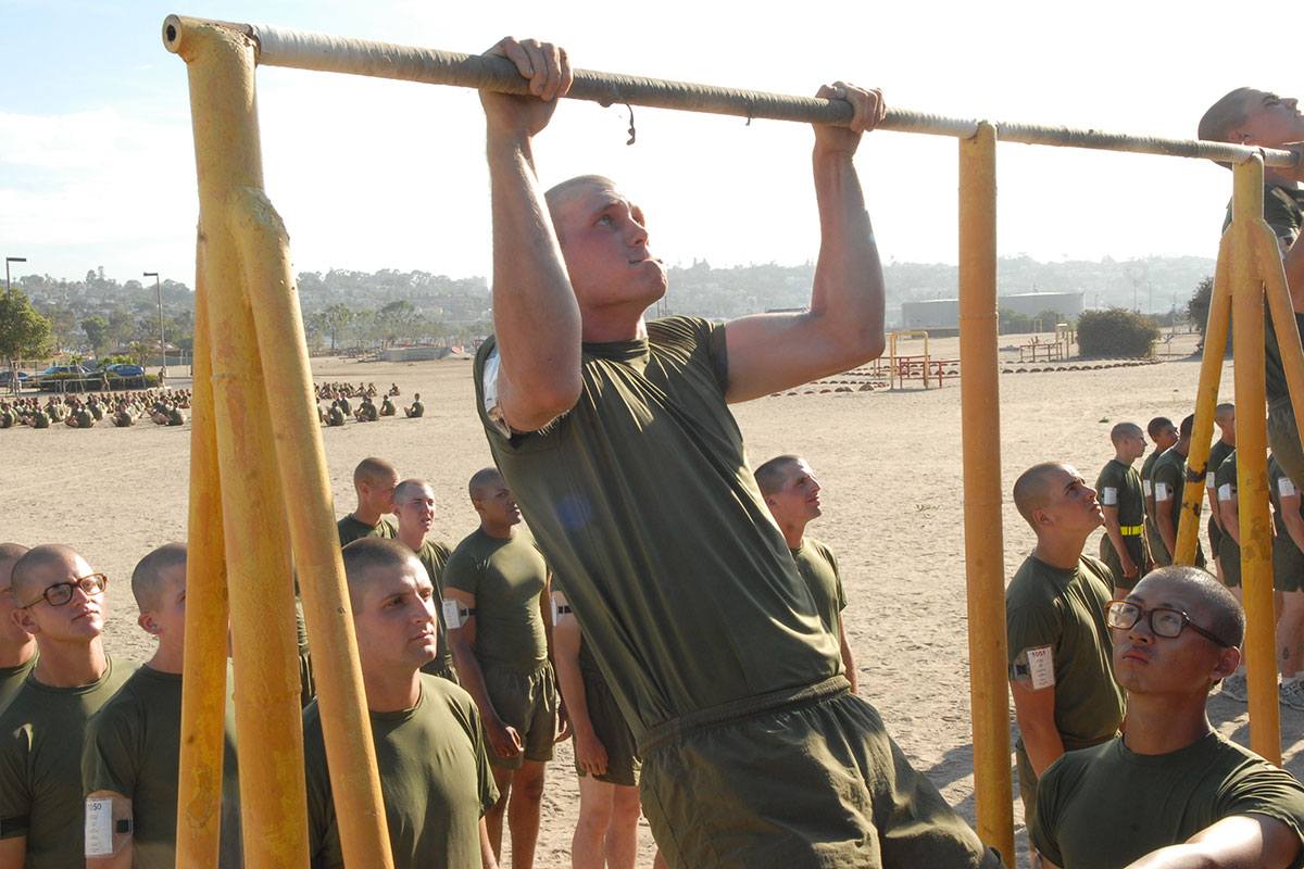Marines Can Now Retake Fitness Tests | Military.com