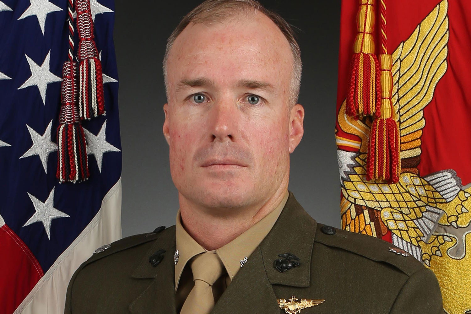 Marine Corps Squadron Commander Relieved Of Duties