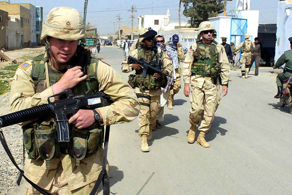 Military Jargon From Iraq And Afghanistan Military Com