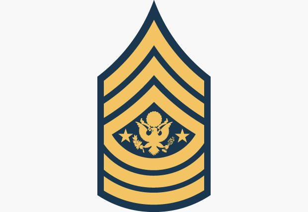Sergeant Major of the Army (E-9S)