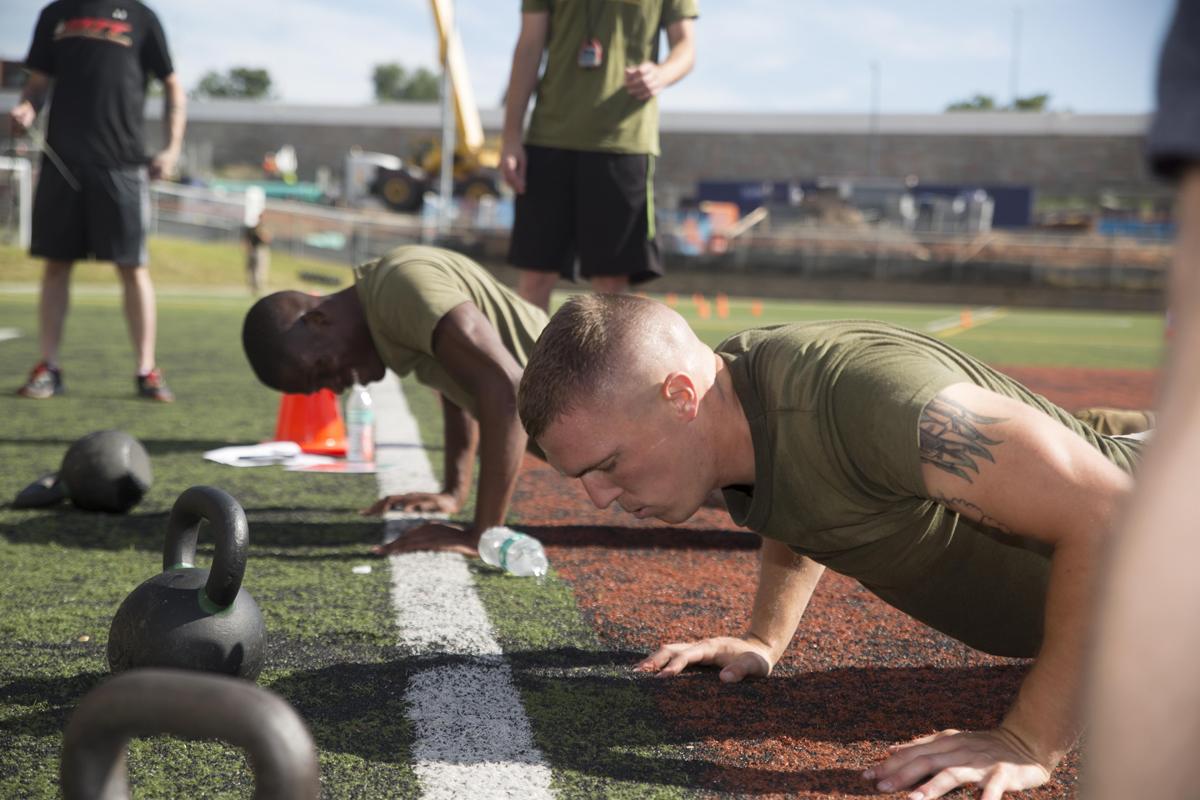 navy seal veteran and tactical fitness guru u0026 39 s 3 phases of