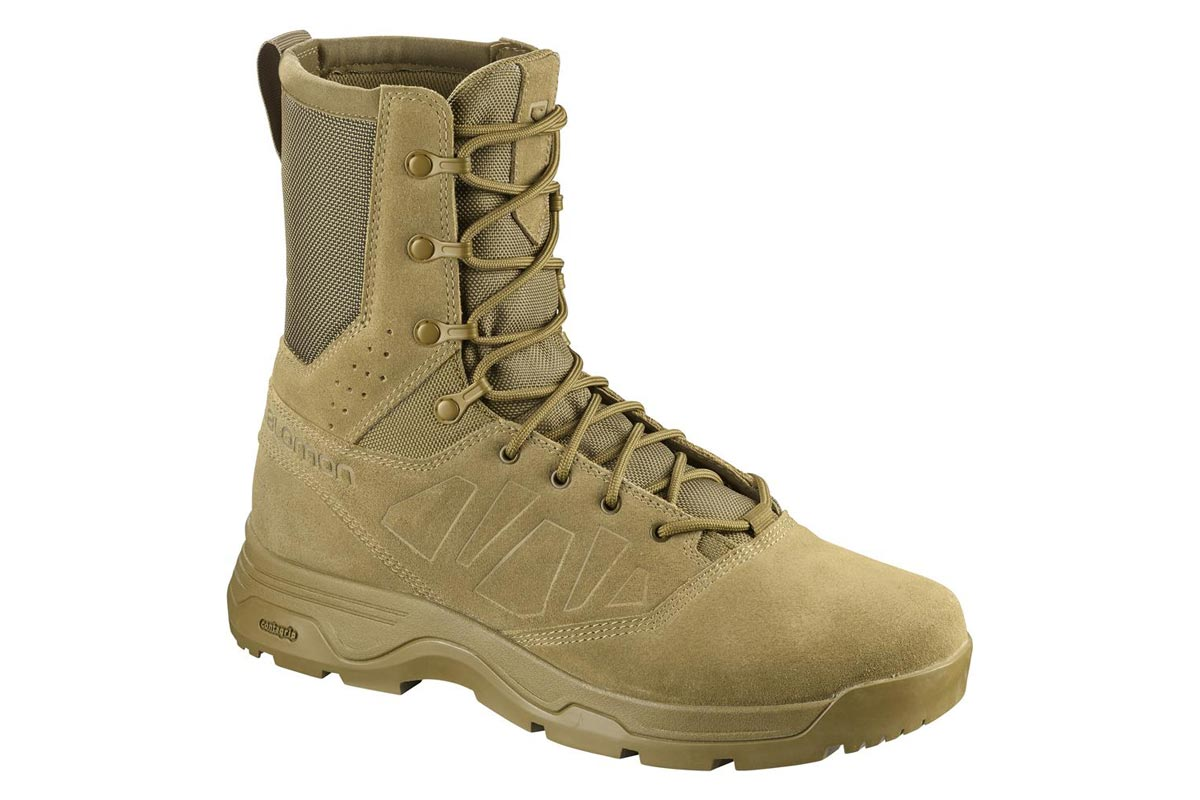 Salomon S New Guardian Boots Meet Army Wear Standards
