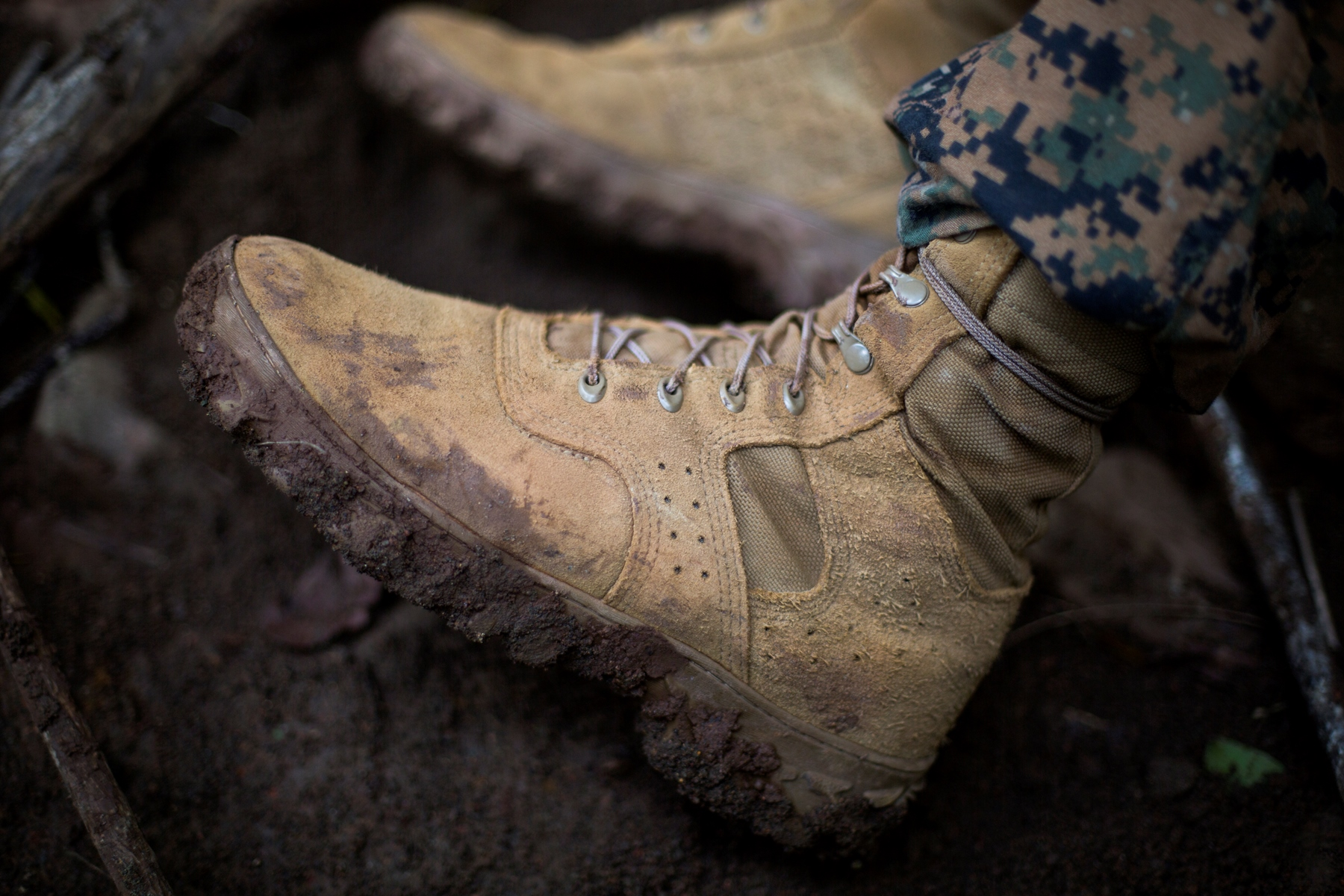 Marines to Test out Lighter Combat