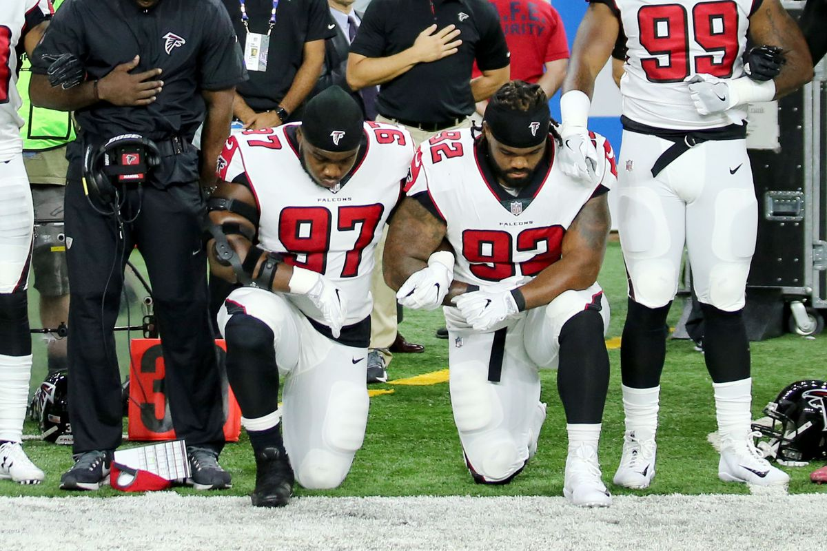 NFL Adopts Anthem Policy: Stand or Get Off the Field ...