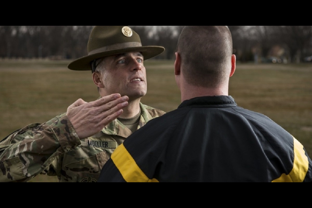 7 Drill Sergeant Sayings That Really Mean, 'You're Screwed