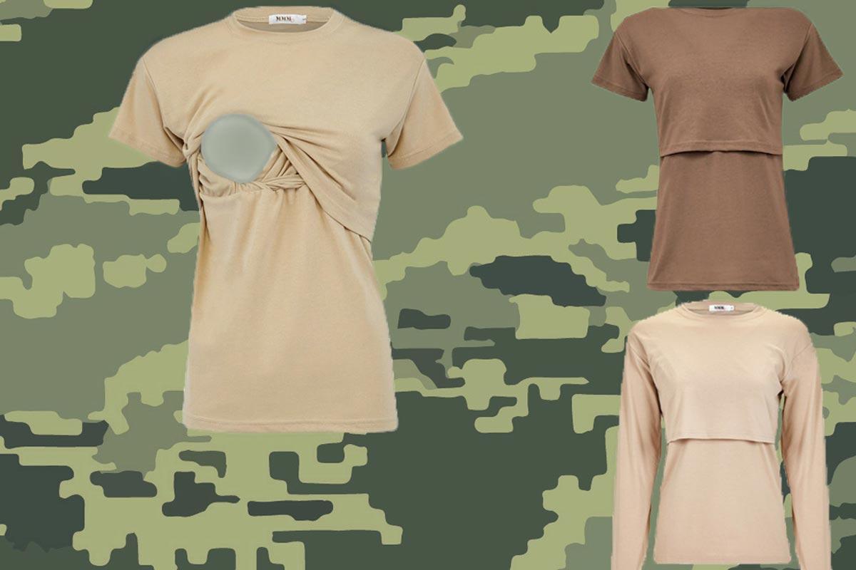 Air Force Oks Breastfeeding T Shirt For New Moms Military Com