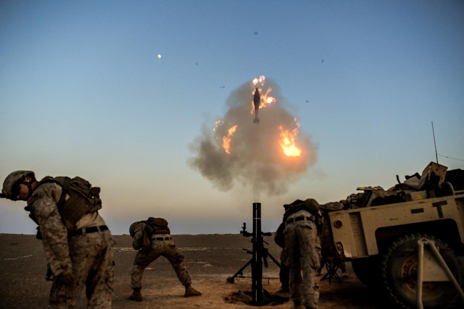 Investigation Reveals Details of US Marine Shot in Syria