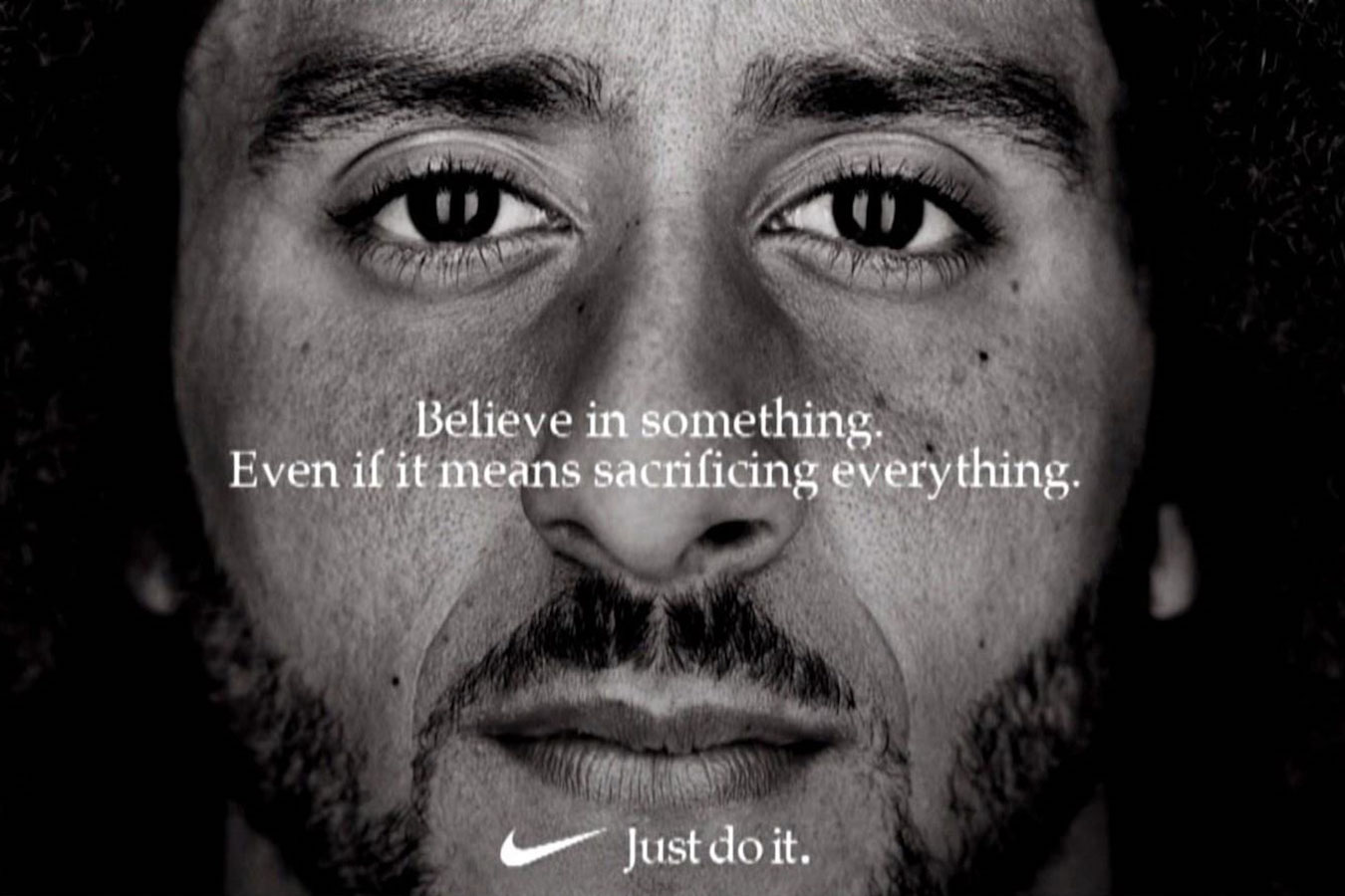 nike and colin kaepernick  the kneeling debate continues