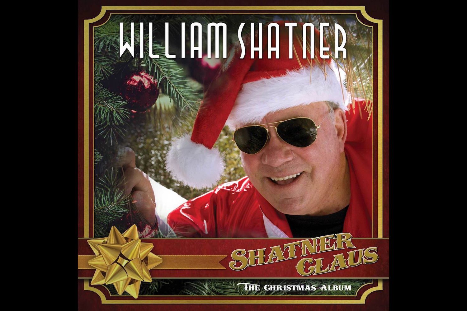 William Shatner\'s Holiday Album Features a Military Christmas Song ...