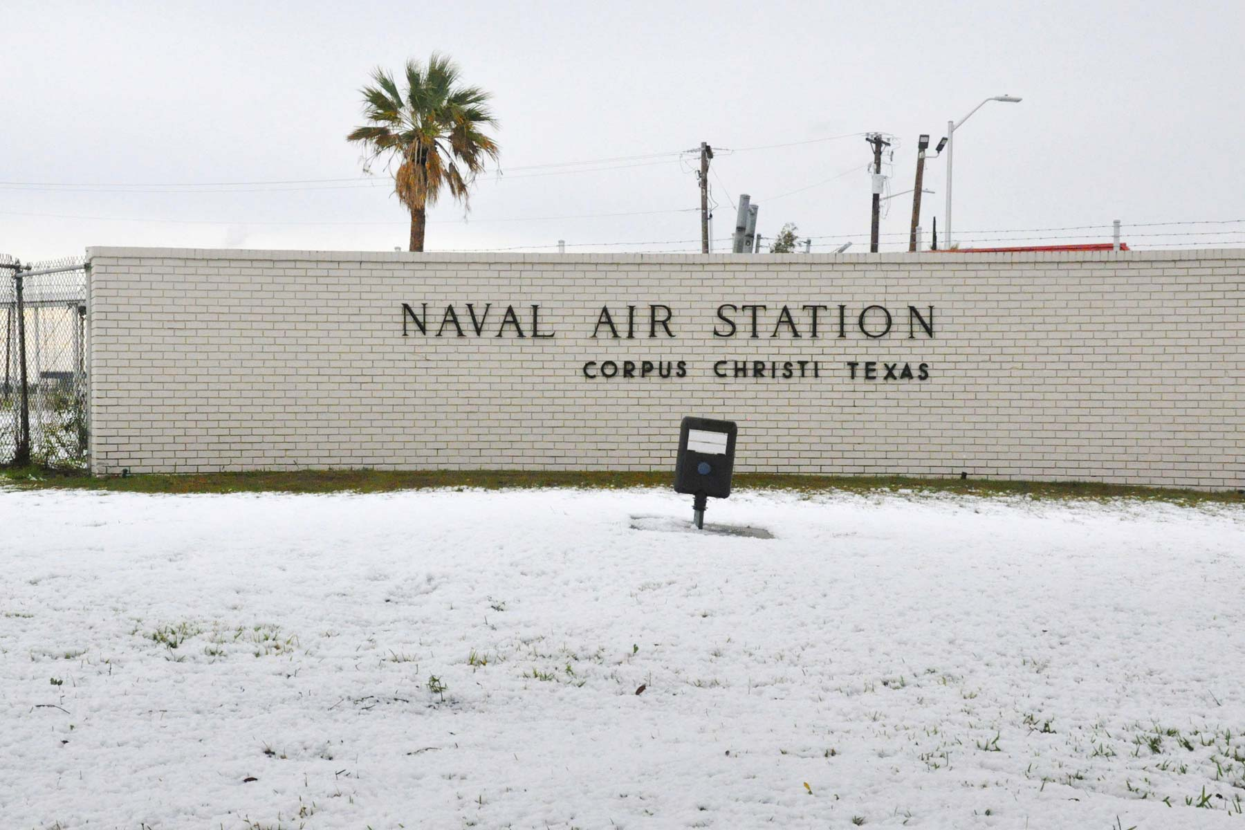 One in Custody After Lockdown at Naval Air Station-Corpus Christi