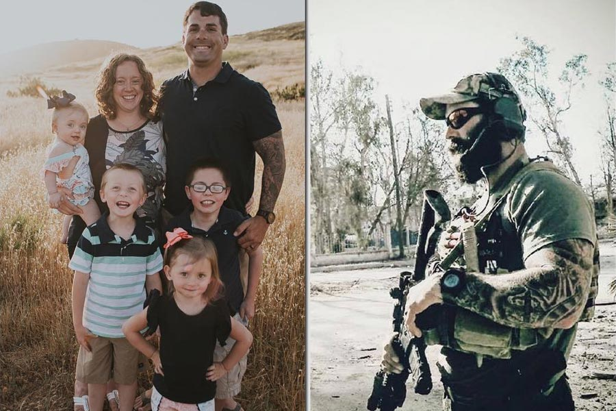 Two Years Later, Sailor Wounded During Syria Deployment is Finally Home