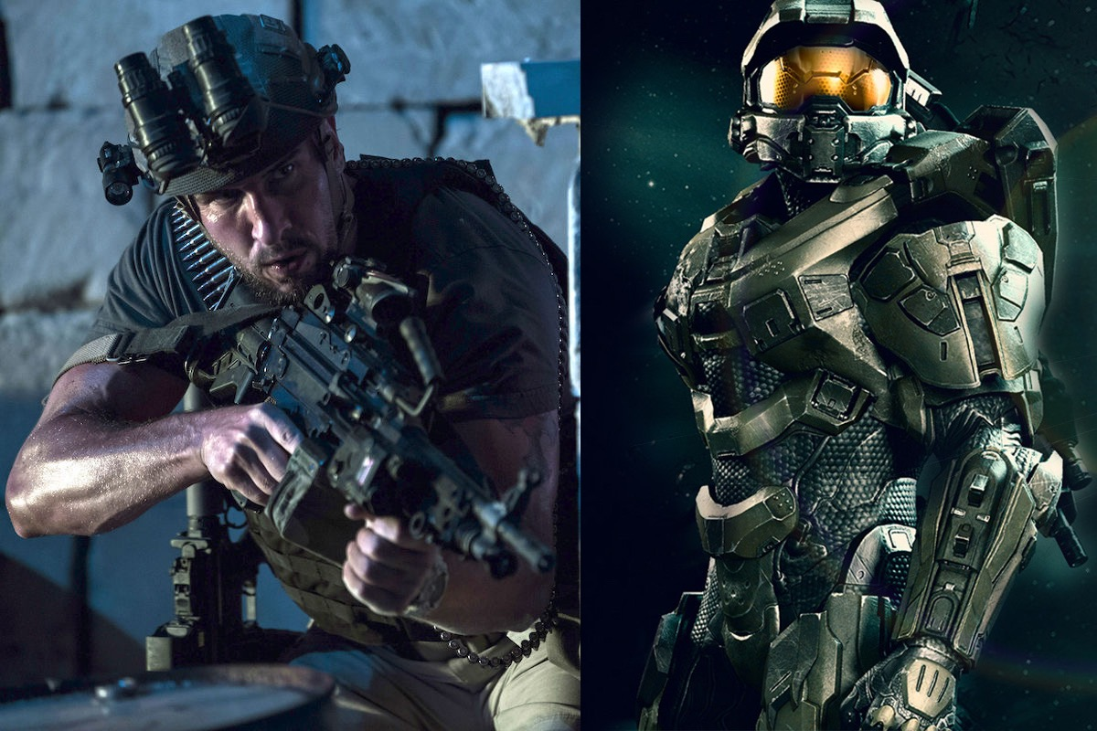 Iconic Halo Master Chief Will Come To Life In New Tv
