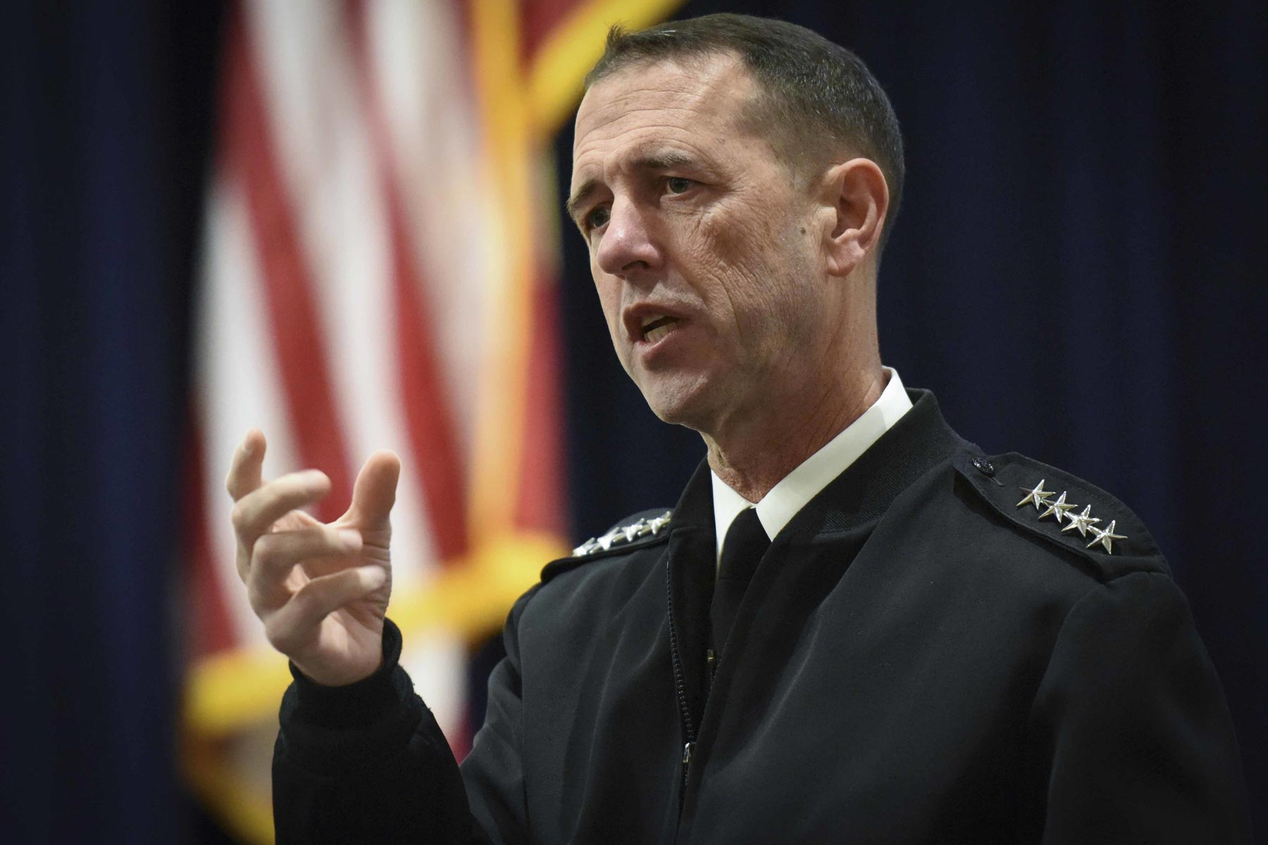 Mail-In Ancestry DNA Kits May Help Enemy to Target You, Navy's Top Officer Says