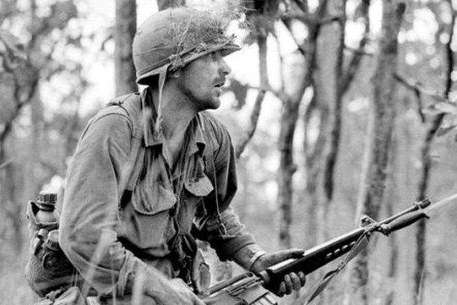 The Story of Rick Rescorla, Vietnam Vet and 9/11 Hero