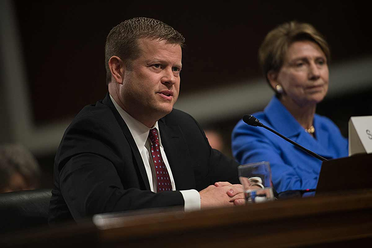 Nominee to Lead Army: Deployment of Soldiers to Border Was a 'Lawful Order'
