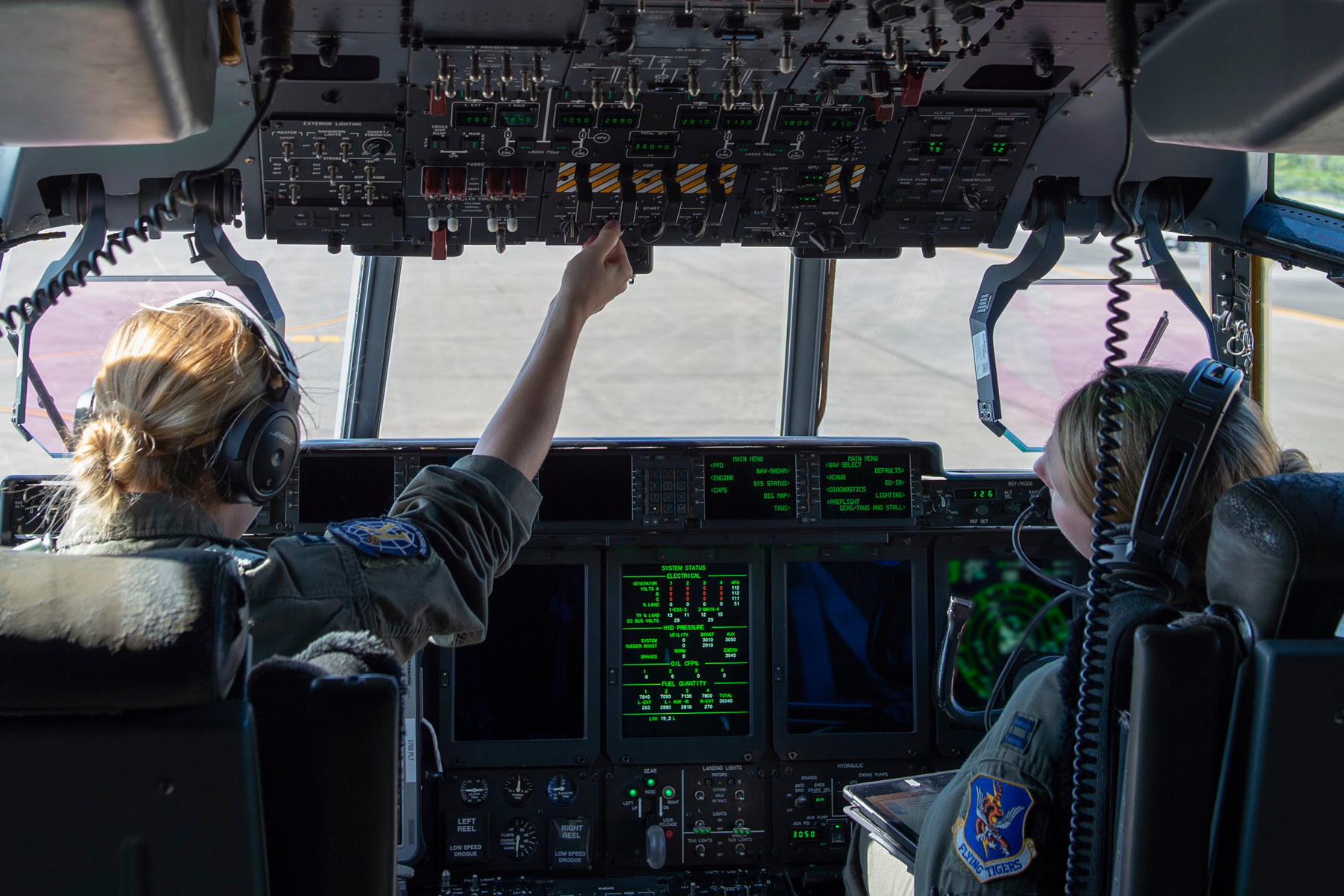 Air Force Eyes Lifting More Flight Restrictions for Pregnant Pilots