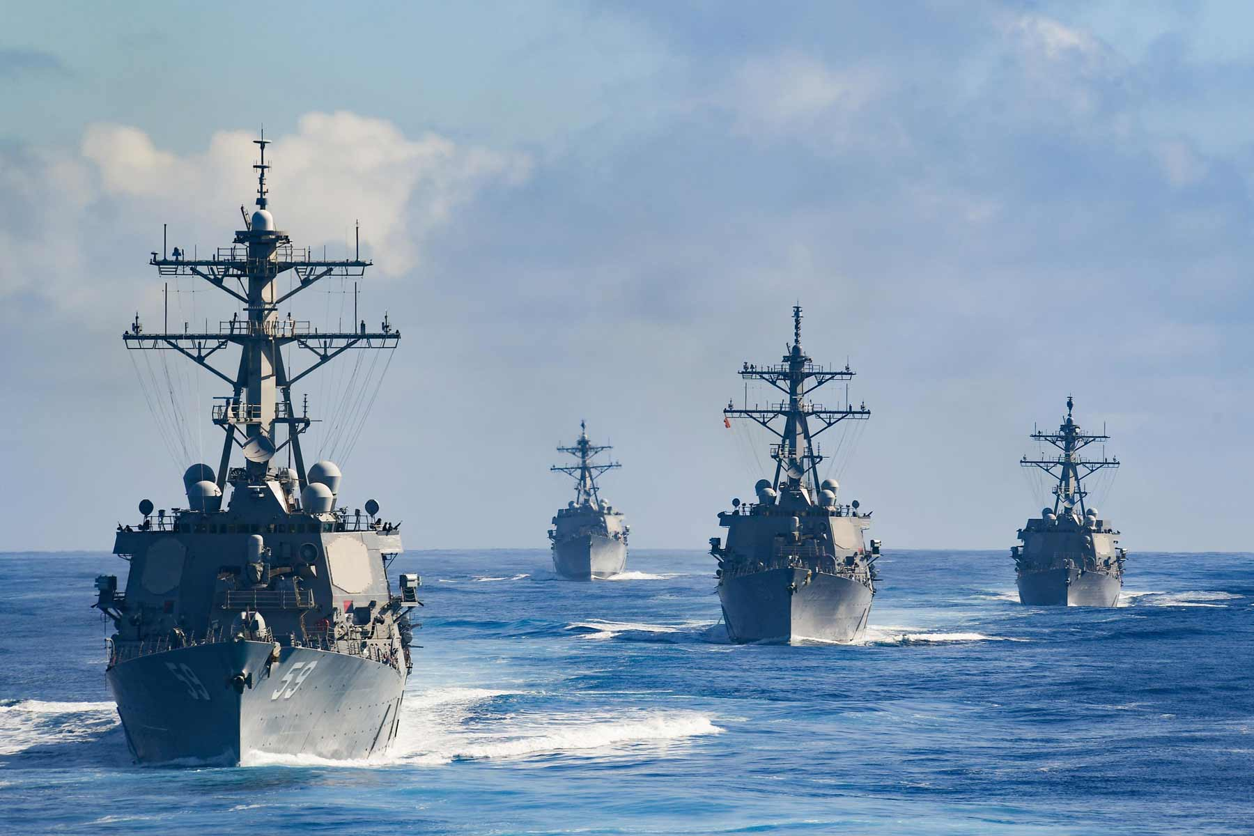 The Navy Is Making Big Changes to the Way it Plans for Future Ships
