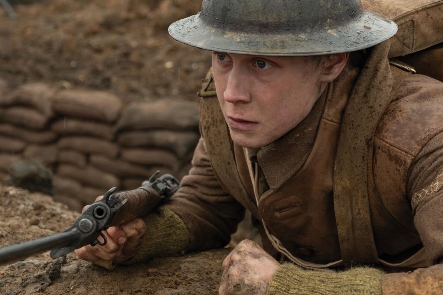'1917' Takes Audience on Front Lines of Epic War Saga