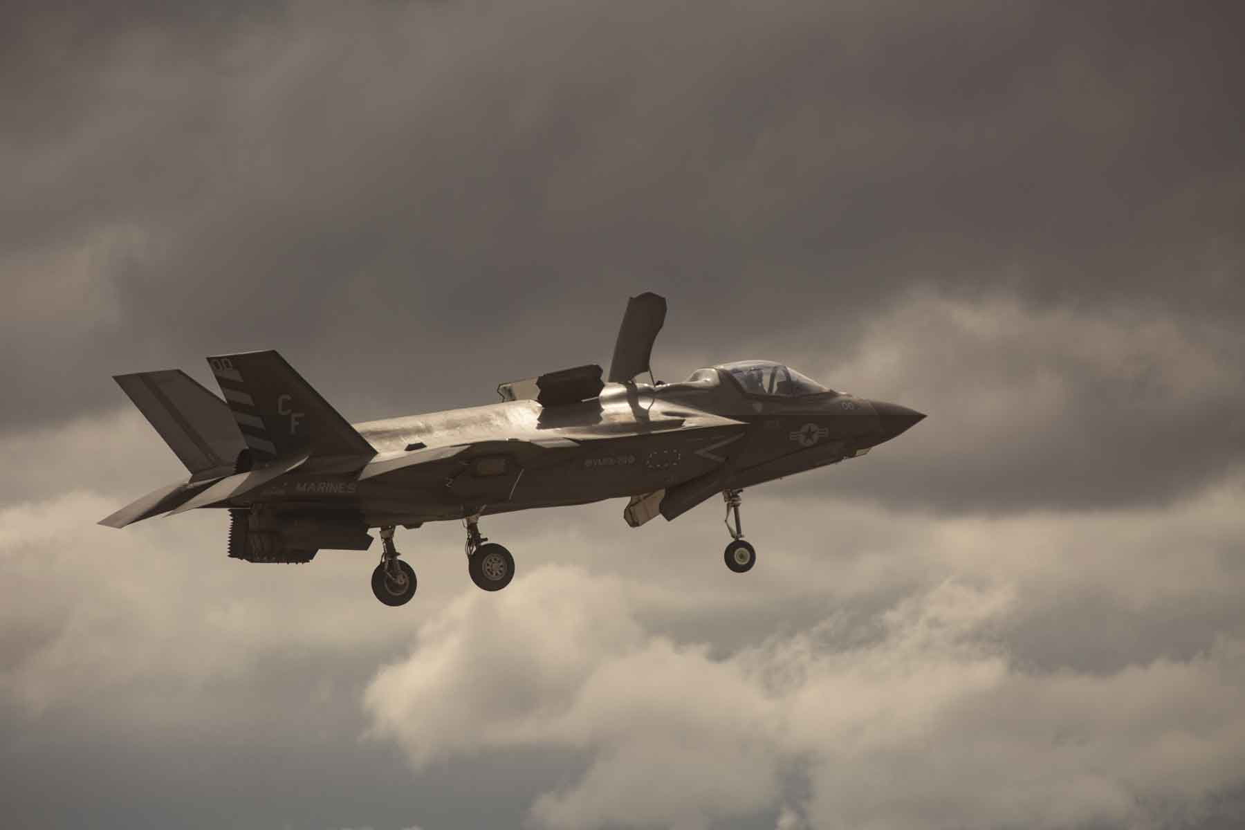 US OKs Sale of a Dozen F-35B Fighters to Singapore