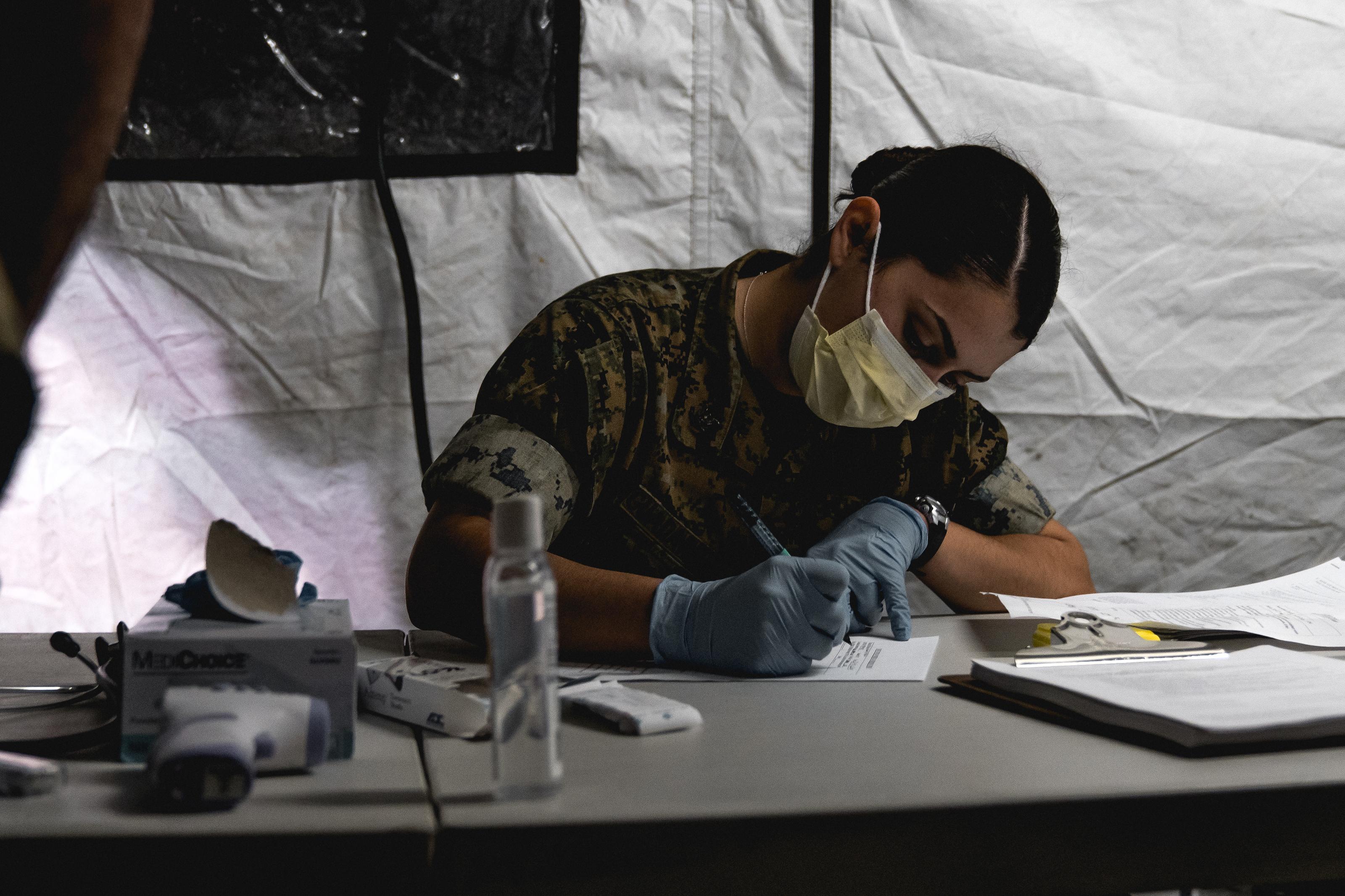 Navy Is Hardest-Hit Military Service in Coronavirus Outbreak