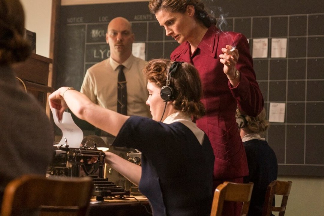 Ordinary Women, Extraordinary Courage in World War II Drama 'A Call to Spy'
