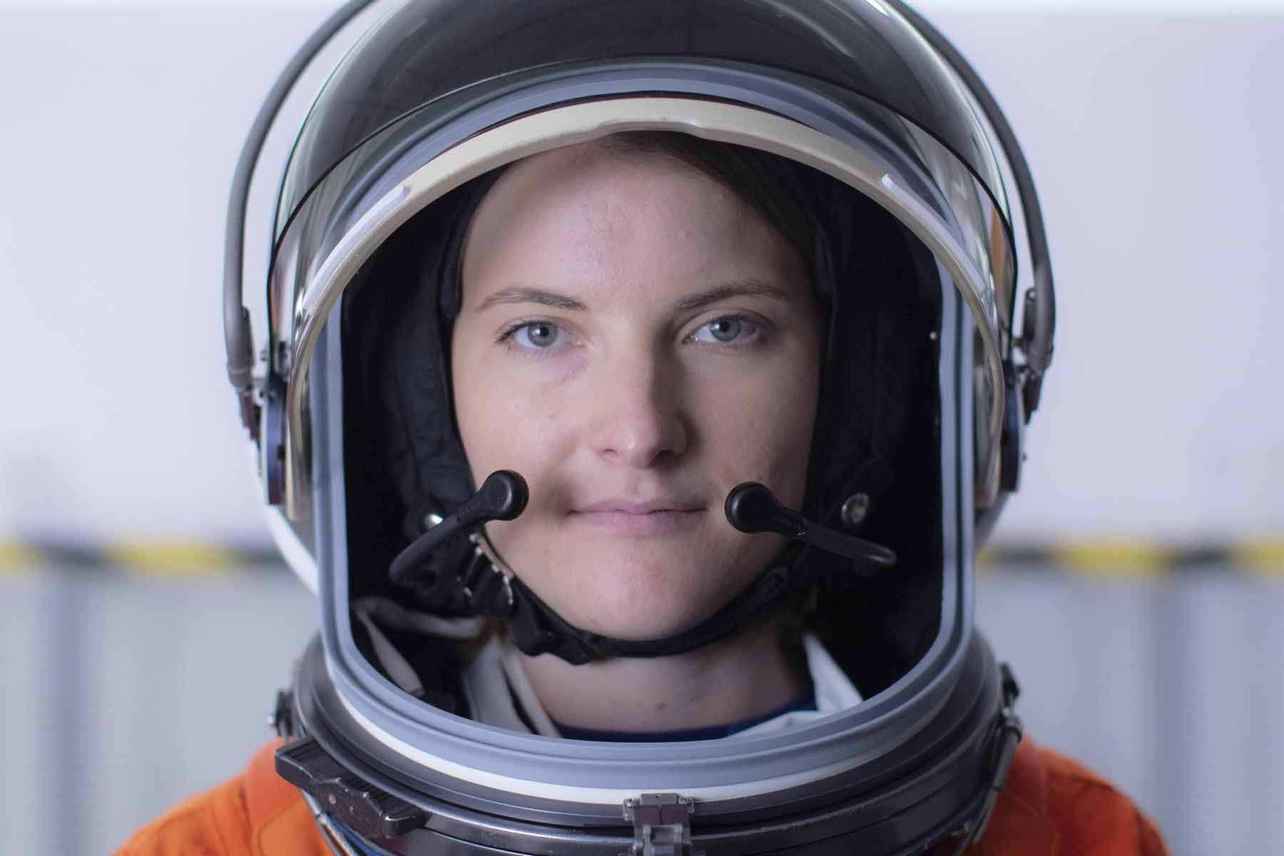 She Was a Pioneering Navy Submarine Officer. Now She's Headed to Space