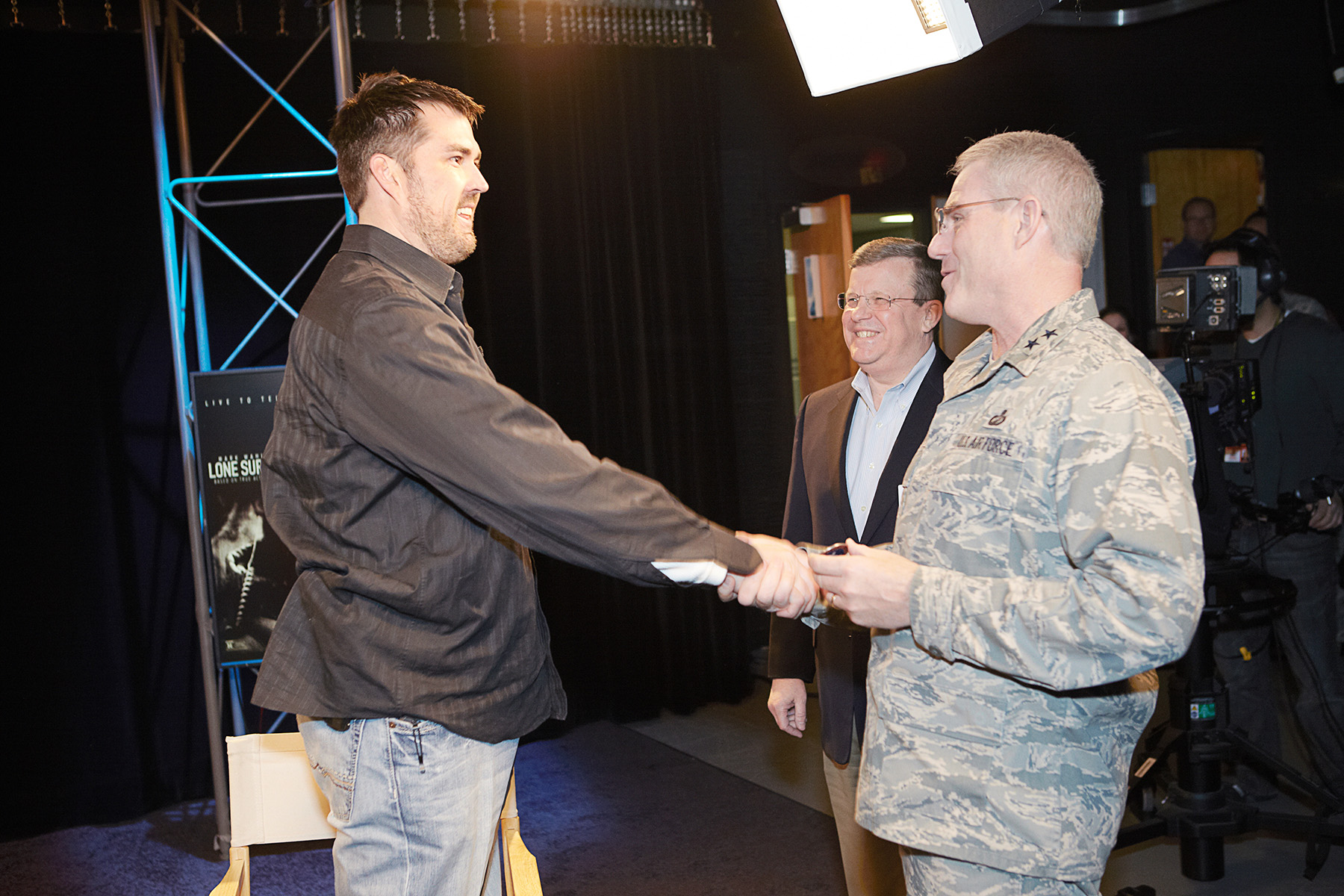 Now marcus what do does luttrell Biography
