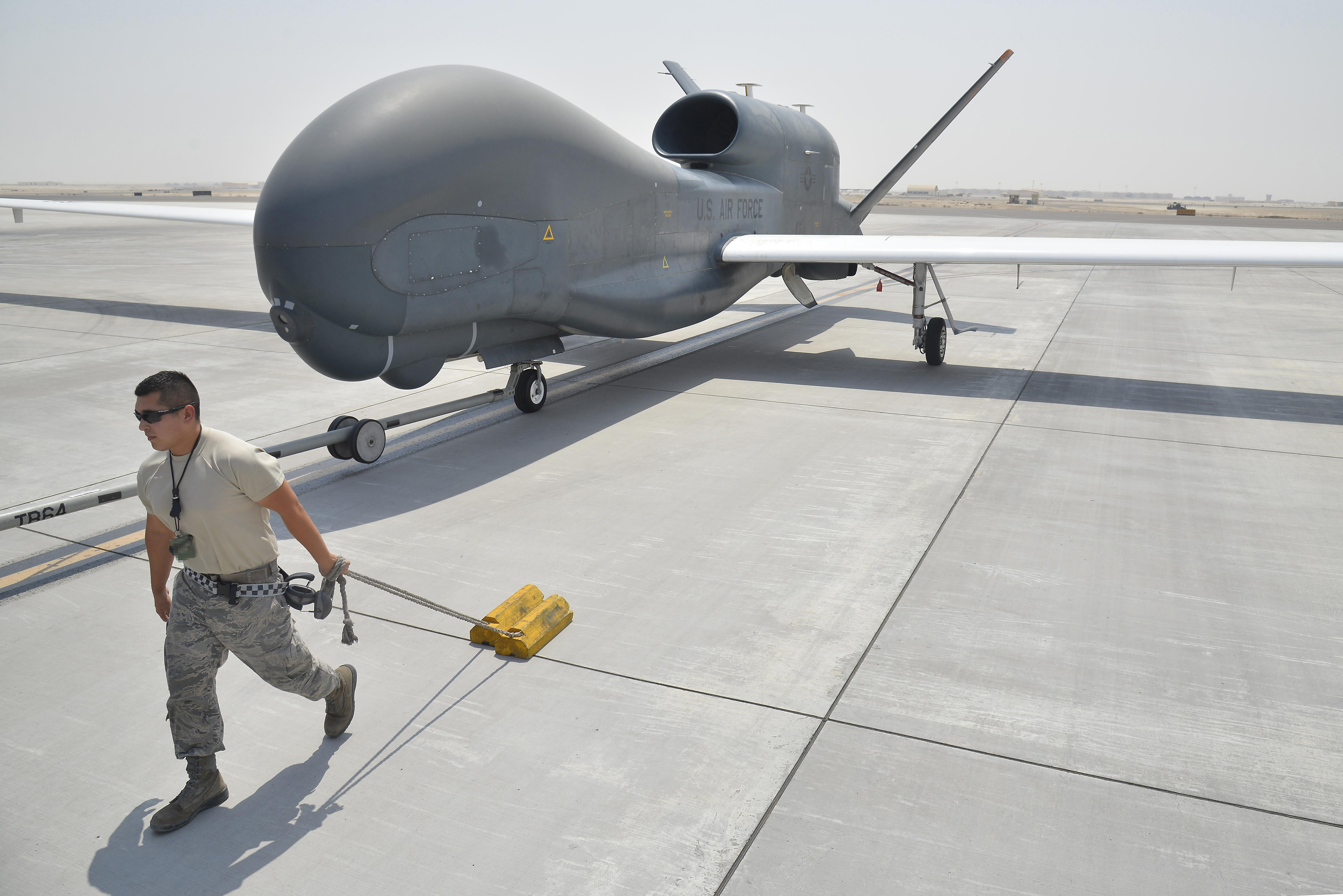 Air Force Fielding New Sensors To High Altitude Drone