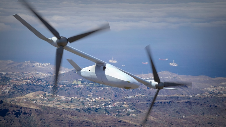 Bell Touts Armed Tilt Rotor Drone At Army Show Military Com