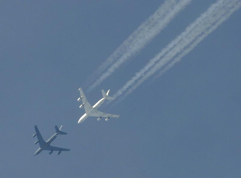 Navy Doomsday Plane Spotted In Colorado Military Com
