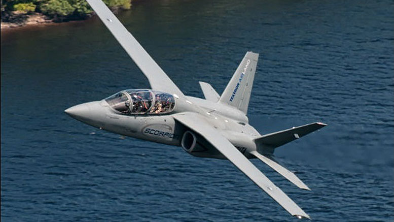 Air Force Mulls Low-Cost Fighter Experiment