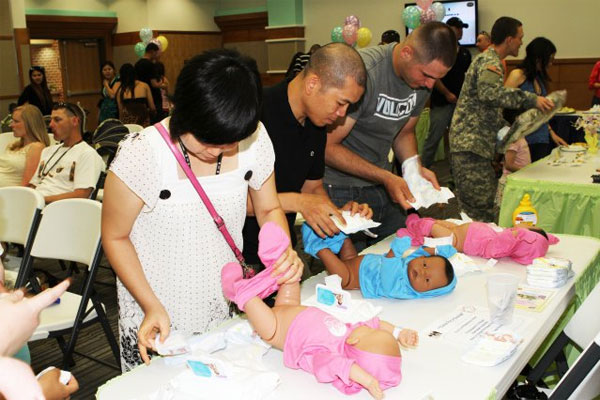 Great Ways for New Military Parents to Cut Costs ...