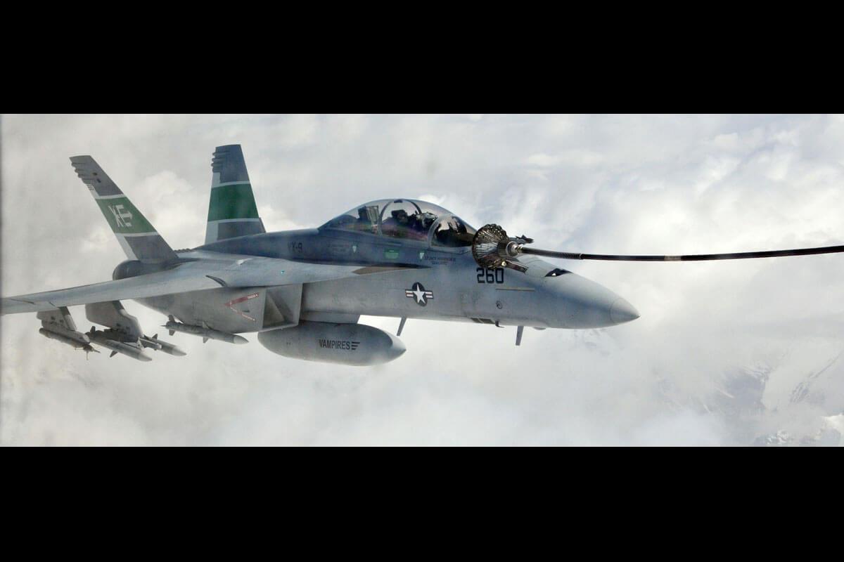 F 18 Growler >> EA-18G Growler | U.S. Navy Aircraft | Military.com