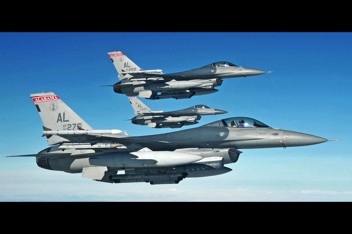 F-16 Fighting Falcon | Military com