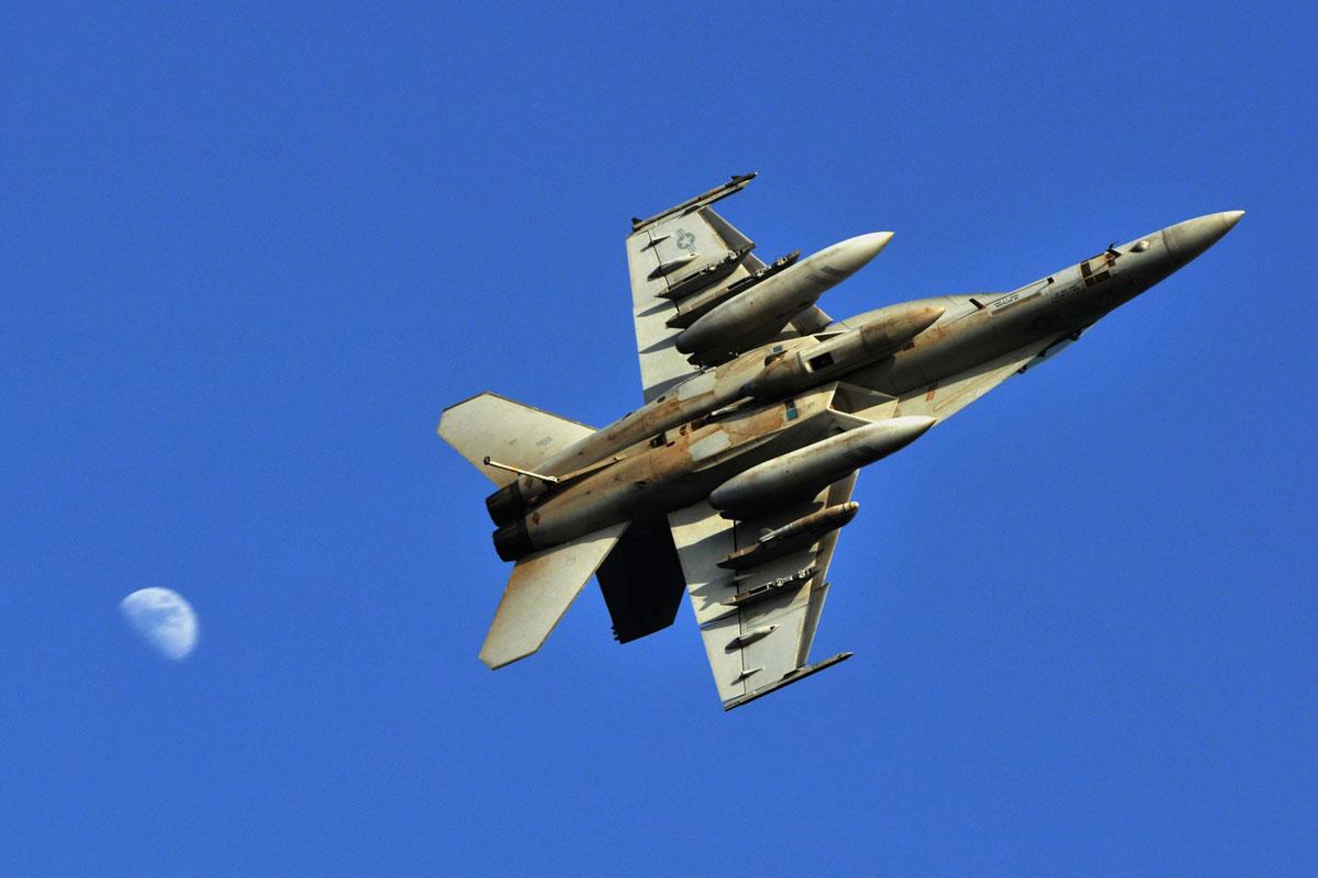 f/a-18e/f super hornet   military
