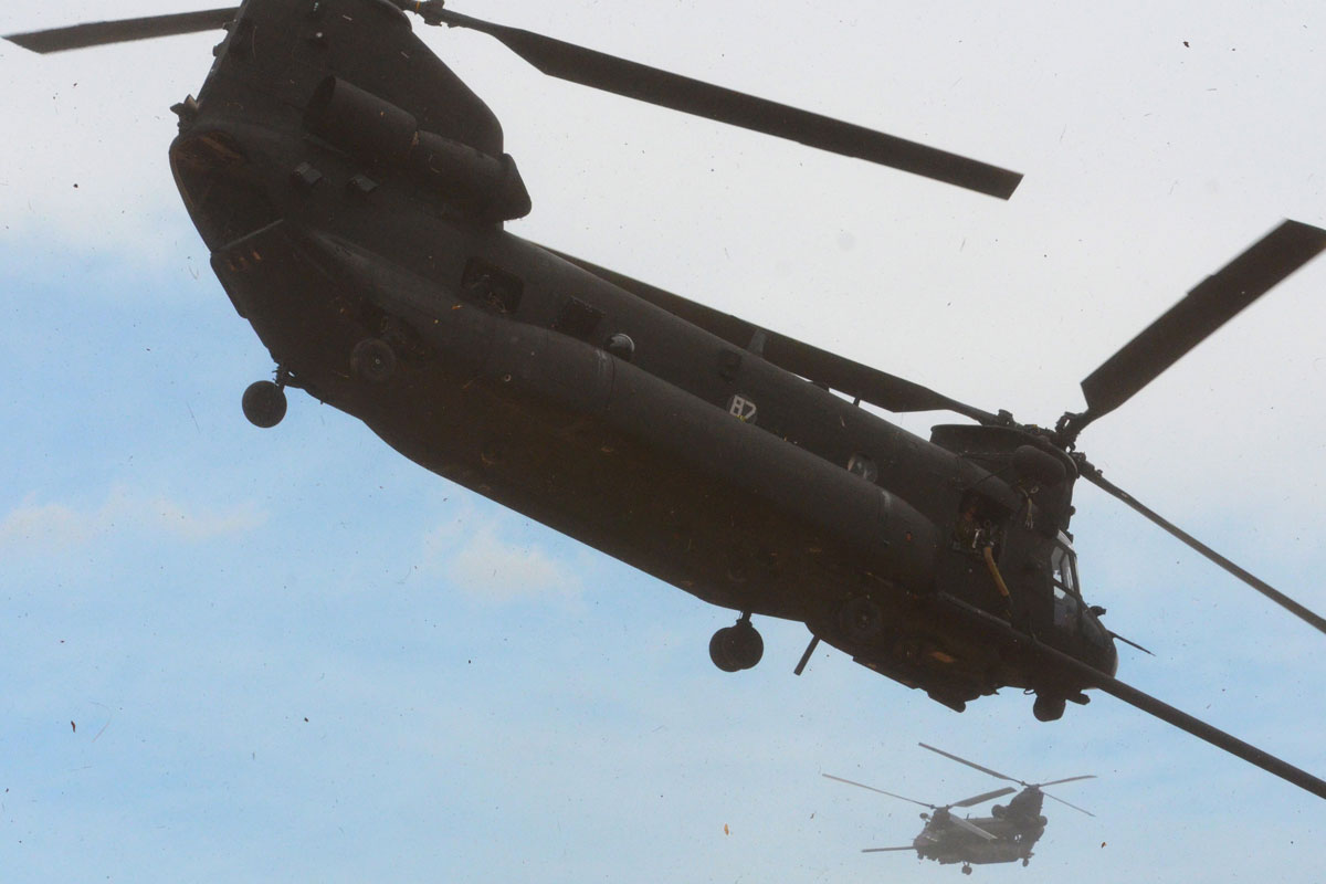 What is chinook 72