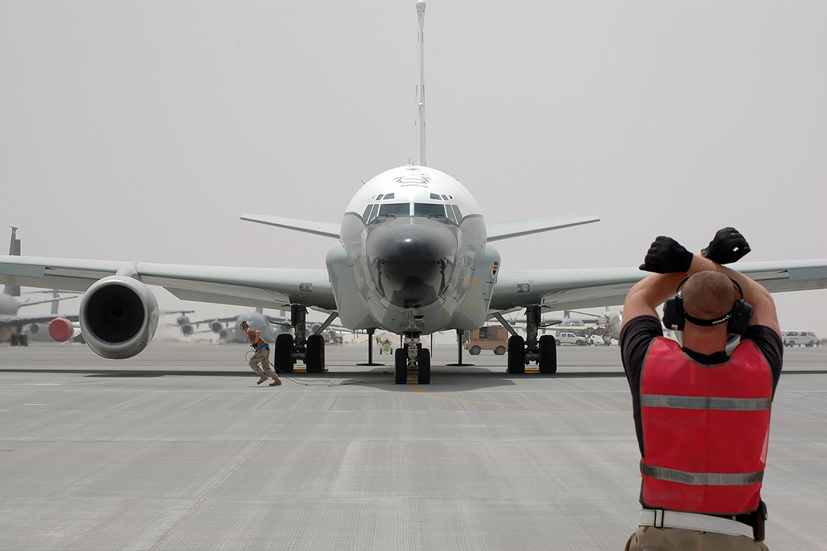 RC-135V/W Rivet Joint | Military com