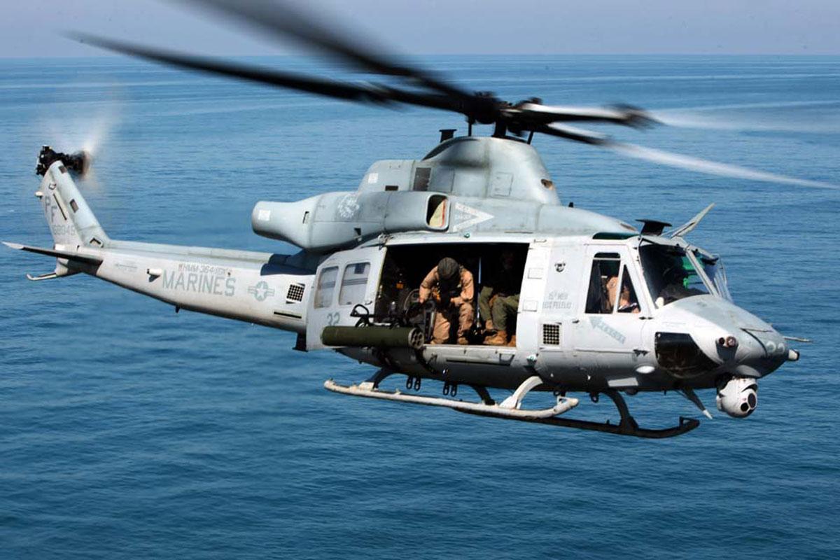 Elicottero Uh 1 : Uh y venom military