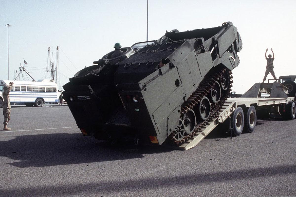 M9 Armored Combat Earthmover | Military.com