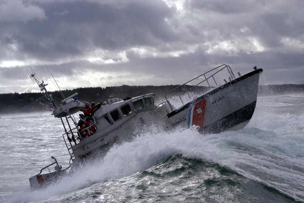47-foot motor lifeboat