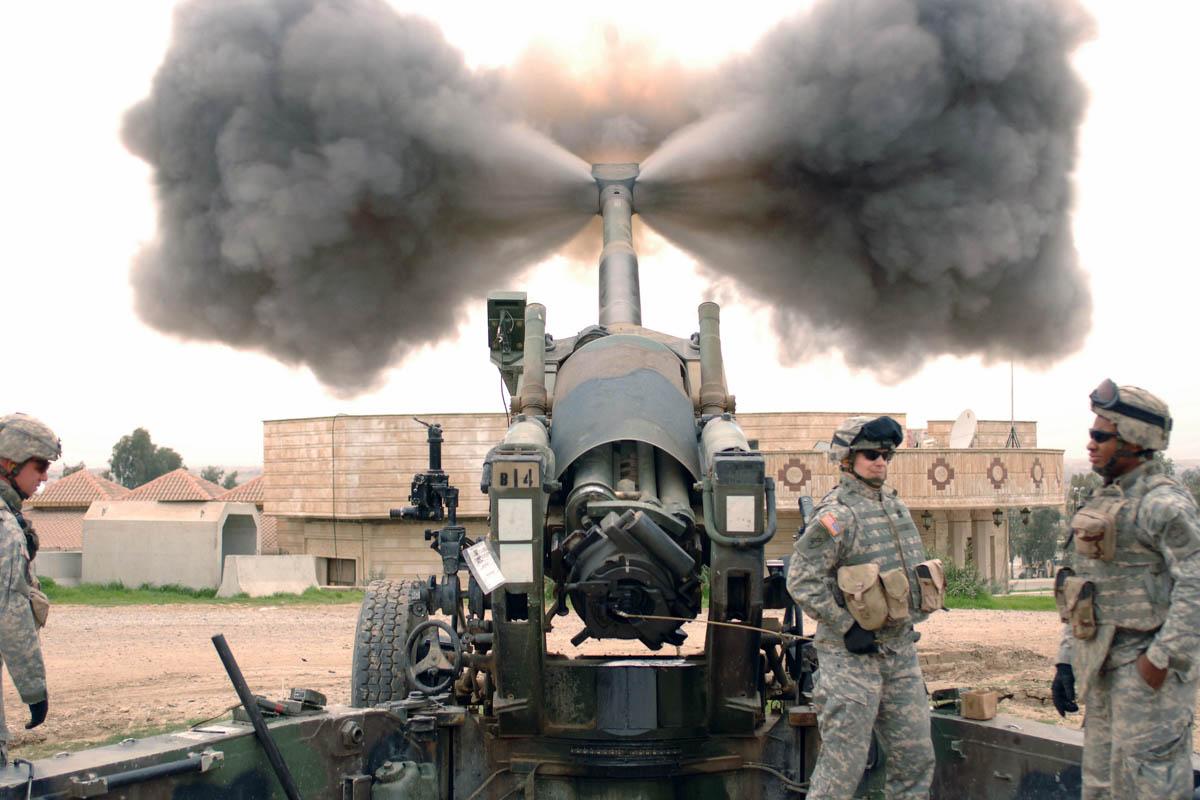 M198 Howitzer | Military.com