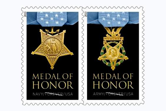Stamps To Honor Medal Of Honor Recipients Military Com