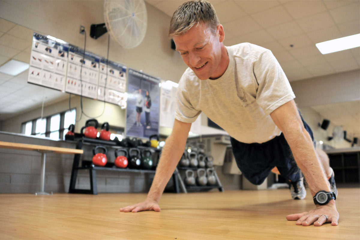 Watch How to Keep Fit in Your 50s video