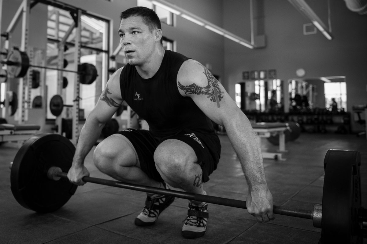 Fitness and Weight Training for Military Recruits