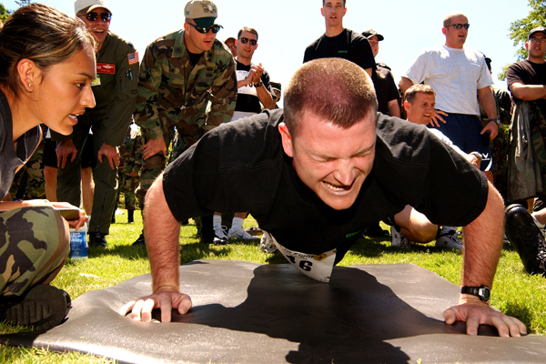 Daily Pushups Pushups Situps Etc Why Military Com