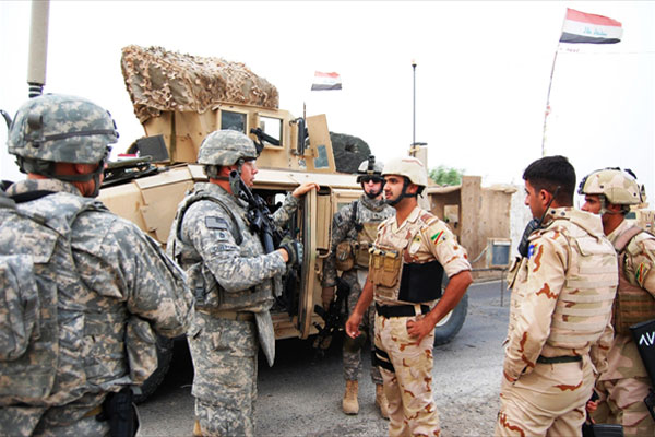 Concerns About Fatigue Mount As Iraqi Troops Prepare To