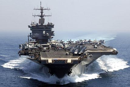 Enterprise, Nimitz-Class Carriers Won't Be Museums